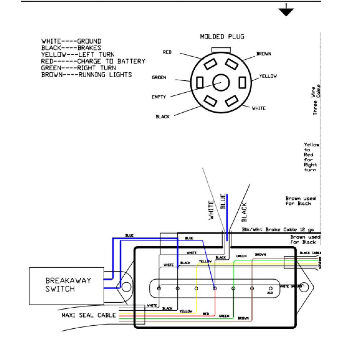 diagram] 7 way bargman plug wiring diagram full version hd quality wiring  diagram - tabellaexpress.amandine-brevelay.fr  tabellaexpress.amandine-brevelay.fr