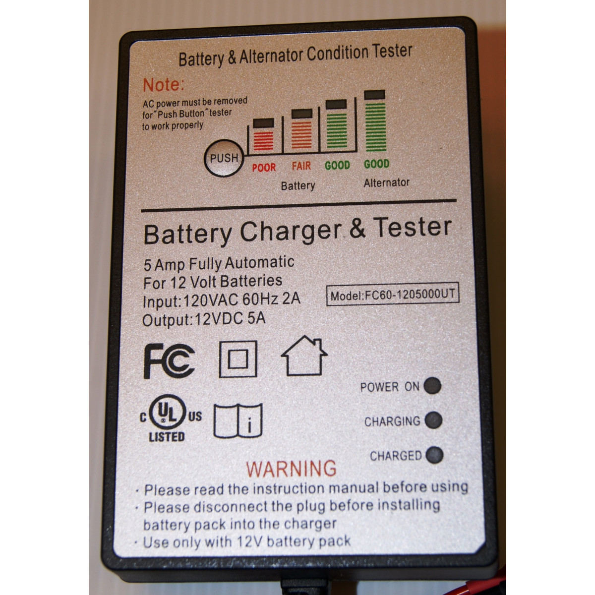 Strange Battery Charger 12 Volt Built In Wiring Digital Resources Funapmognl