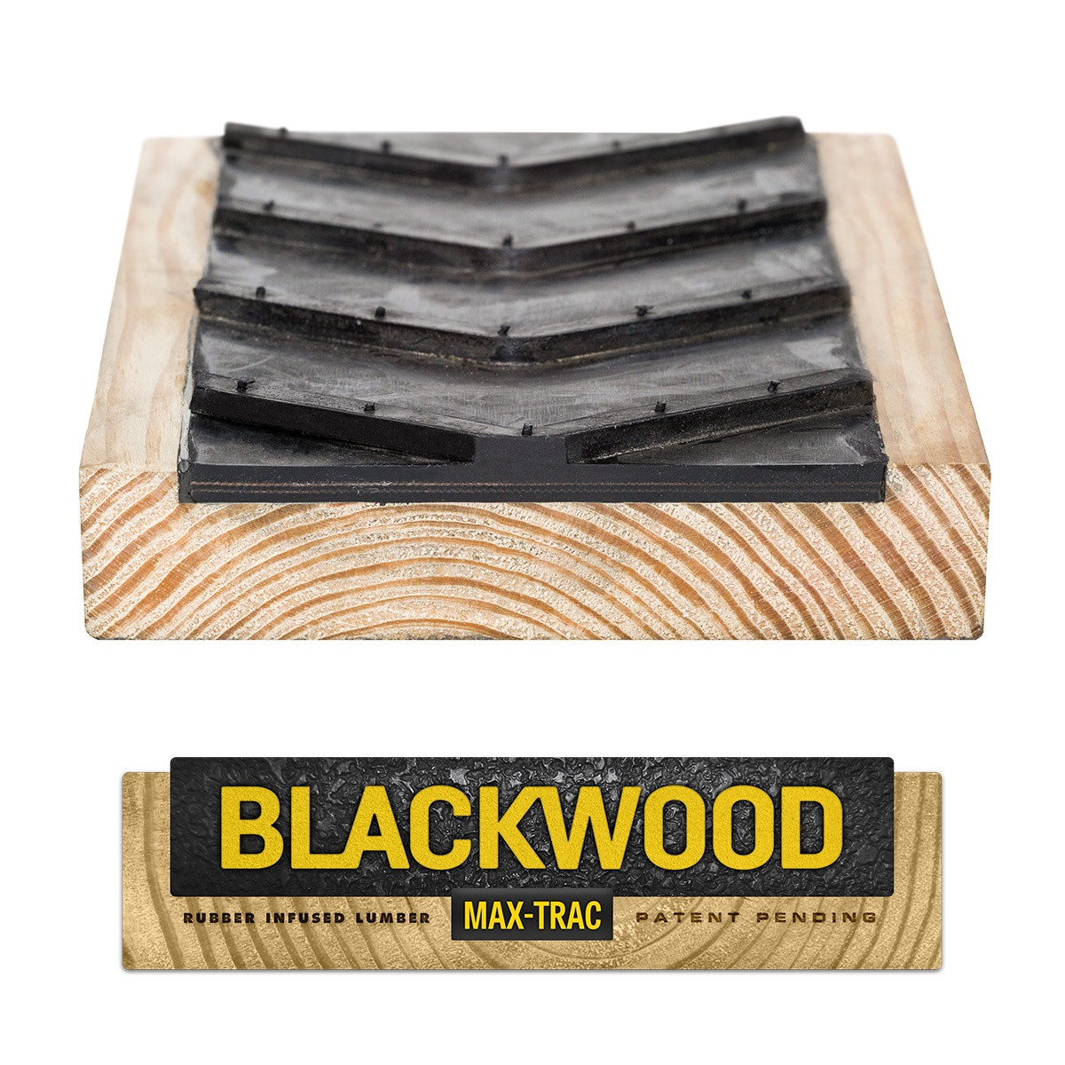 Blackwood Max Trac 2 X 8 Boards 20ft Long 4 Pack