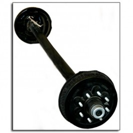 Axle Brake 80865E-ST-EZ 92x74