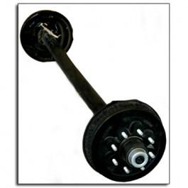 Axle Brake 80865E-ST-EZ 92x74