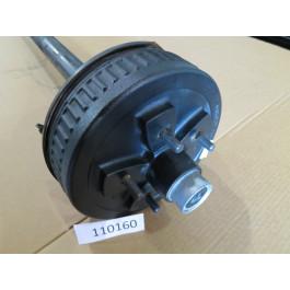 Dexter Axle Electric 3555OE-ST-EZ 89x74