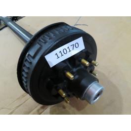 Dexter Axle Electric 70865E-ST-EZ 89x74