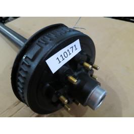 Dexter Axle Electric 70865E-ST-EZ 95x80