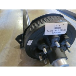 Dexter Axle Torsion 7k 74.5x60 10* Dn Electric