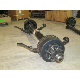 Axle Electric Brake D12k865E 74X46