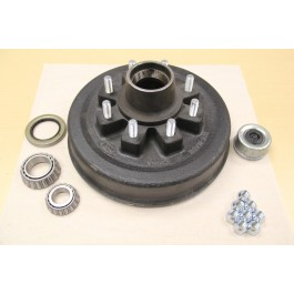 """Hub/Drum Kit 7K Complete 9/16"""" Fits Dexter or Quality Running Gear"""