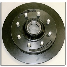 "Hub Rotor DISC 7K Kodiak 1/2"" studs"