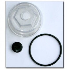 "Oil Cap 3.75"" - quality running gear 10-16K Complete"