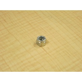 Nut for Mounting Screw Arm. Plate 1/4""
