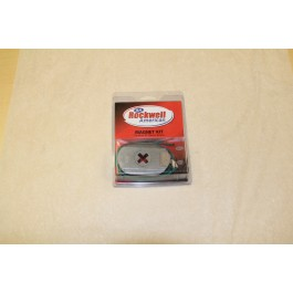 """Magnet Assembly 10"""" 3.5K quality running gear"""