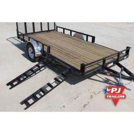 "Ramp Side ATV41""x9.75"" black"