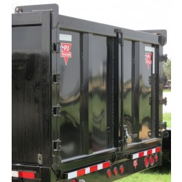 Tri-Gate Assembly TDD 4' Tall Sides