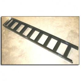 """Ramp 3"""" Channel 16""""x96"""" (GN) slide-in"""