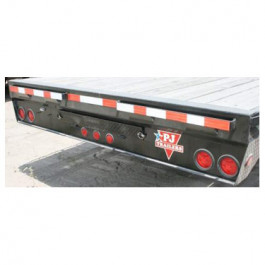 Bumper Rear Assembly FD/FS