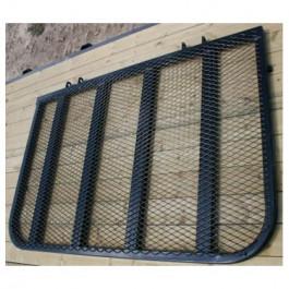 Gate 1' side for U8 83'' Black