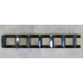 "Ramp Side ATV 61.5""x9.75"" black"