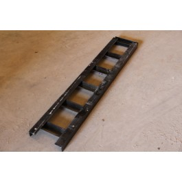 "Ramp Side ATV 51""x9.75"" black"