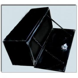 "Toolbox Side Mount 45""x18"" Black"