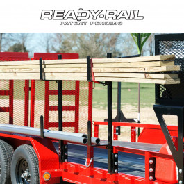 Ready Rail Pipe Utility Rack