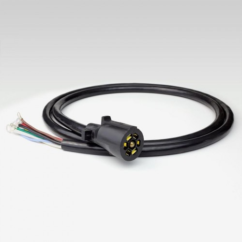 harness  front 84 u0026quot  with 7way plug bp bargman brand