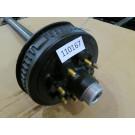 Dexter Axle Electric 70865E-ST-EZ 73x58