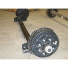 Dexter Axle Torsion 7K 74.5x60 45° Down Electric Brake