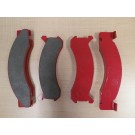 Disc Pad Set for quality running gear 12K