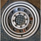 "Wheel 16"" Silver Modular 8 on 6.5"""