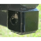 Support Leg Bracket for Dump Trailer