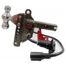 "Intellihitch 2.5"" Electric Brake Hitch Color"