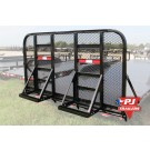 Gate Assembly HD/w legs U8 83'' Black