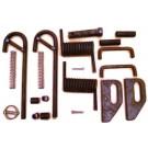 Mounting kit for Fold In Rampgate