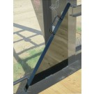 Riser Side Gusset LH with Grab Handle