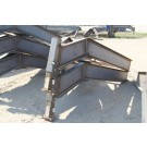 """Neck Assembly 12""""x19# with 25K Sq Coupler FD"""