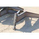 "Neck Assembly 12""x19# with 30K Sq Coupler FD"