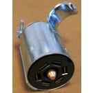 Connector Plug Zinc 7 way RV