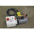 Pump Dual Action KTI with 3 qt Resevoir