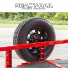 Ready Rail Spare Tire Mount