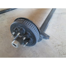 Dexter Axle Torsion 7k 94x80 10* Up Hy