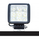 LED Work Light Square 9 Diode